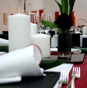 Gourmet Team Catering & Event GmbH | Tischdekoration