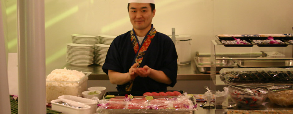 sushi koch