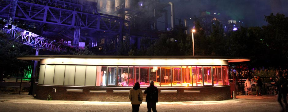 Event Location Landschaftspark Nord Duisburg | Gourmet Team Catering & Event GmbH